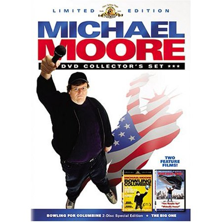 Michael Moore: Collector's Set (Bowling for Columbine / The Big