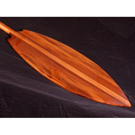 Large Koa Paddle