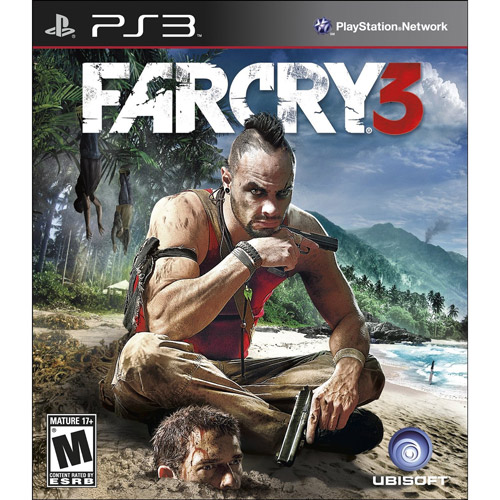 Ubisoft Ps3 Far Cry 3