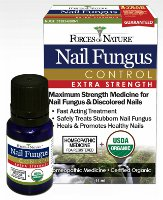 Nail Fungus Control Extra Strength Forces of Nature 11 ml Liquid