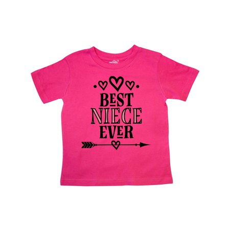 Best Niece Ever Gift From Aunt Toddler T-Shirt