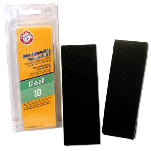Arm & Hammer Odor Eliminating Vacuum Filters, Bissell 10