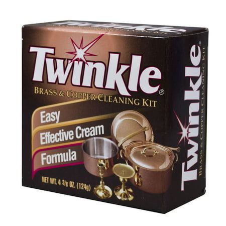 Twinkle Brass And Copper Cleaning Set, 4.38 Oz