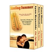 Sizzling Summer (Boxed Set) - eBook