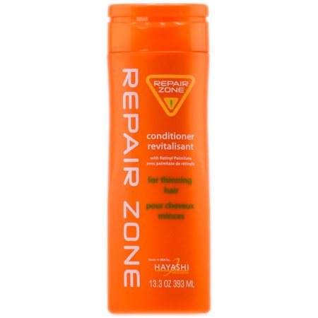 Hayashi Repair Zone Conditioner Revitalisant - For Thinning Hair - Size : 13.3 oz