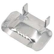BAND-IT GRC255 Strapping Buckle,5/8 In.,PK50