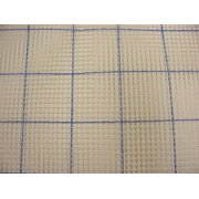 "MCG Graph & Latch Blue Lined Rug Canvas - 60"" wide x 1 yard increments"