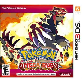 Pokemon Omega Ruby Game