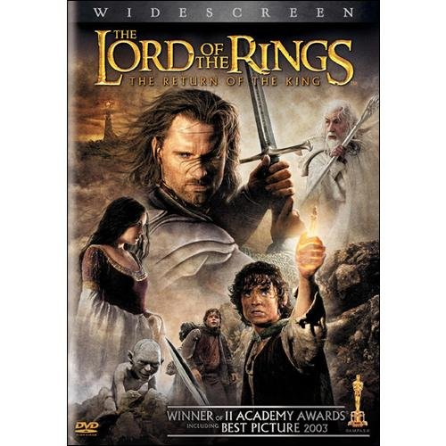 The Lord Of The Rings: The Return Of The King (Widescreen)