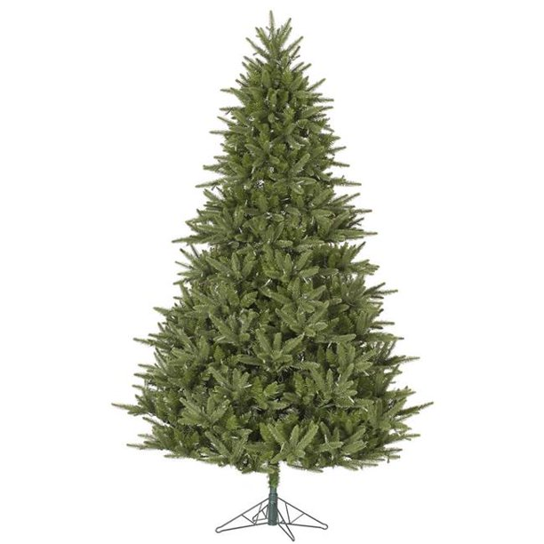 Vickerman A140490 12 ft. x 87 in. Unlit Berkshire Fir ...