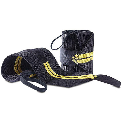 Gold's Gym Wrist Wraps, Pair