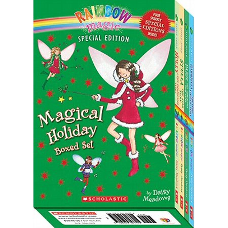 Rainbow Magic Special Edition: Magical Holiday Boxed Set for $<!---->
