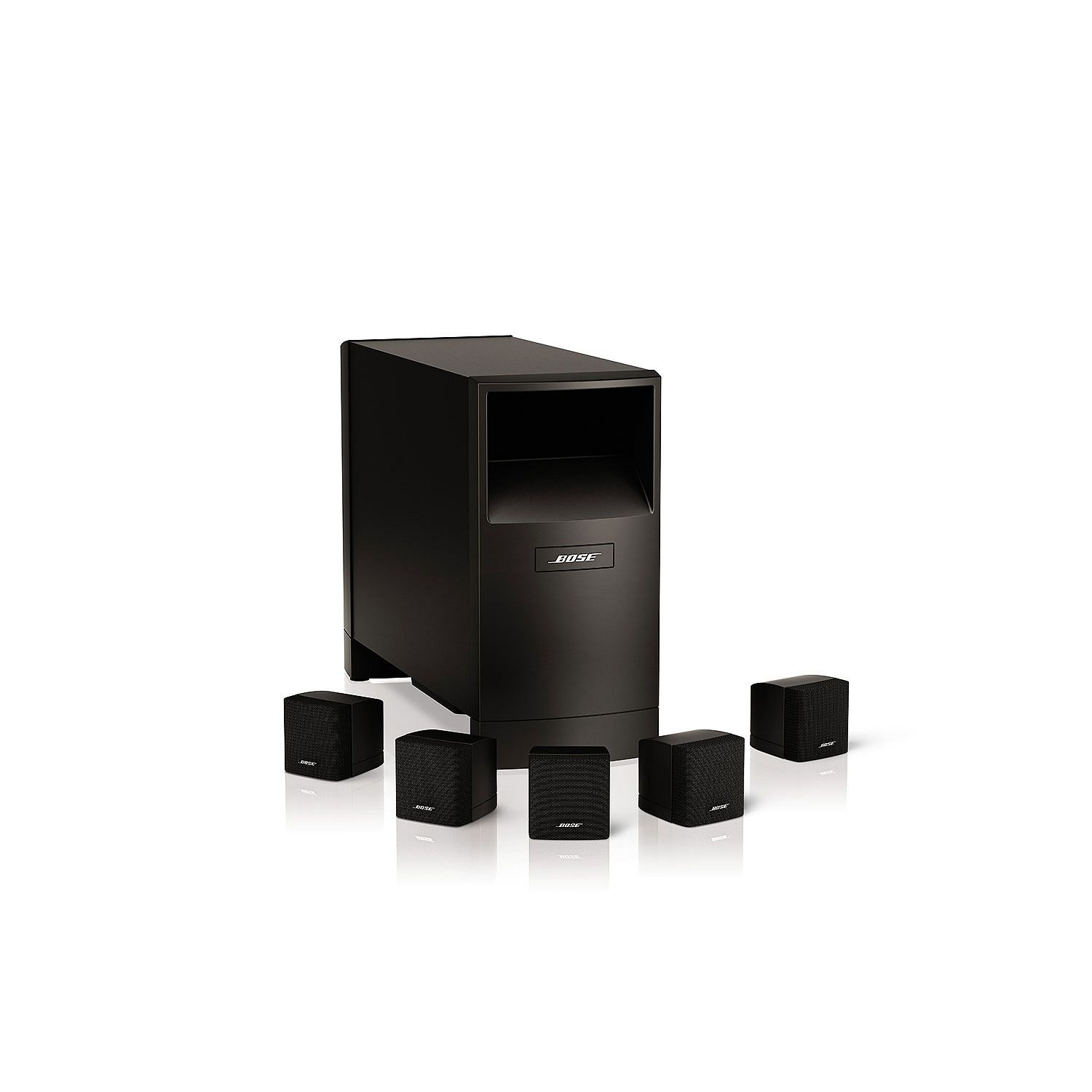Bose Acoustimass 6 Series III Home Entertainment Speaker ...