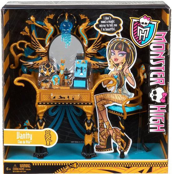 Monster High Cleo de Nile's Vanity 10.5""