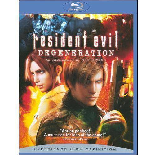 Resident Evil: Degeneration (Blu-ray) (Widescreen)