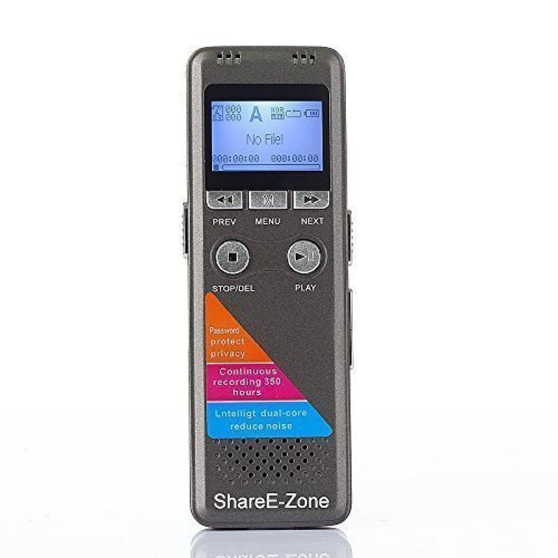 "Shareezone 8gb 1.8"" 700 Long Standby 350 Hours Digital Vo..."