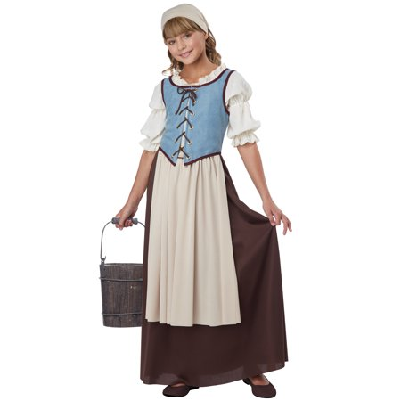 The Renaissance Period For Kids (Renaissance Peasant Girl Child)