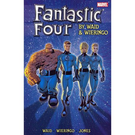 Fantastic Four by Waid & Wieringo Ultimate Collection 2 by