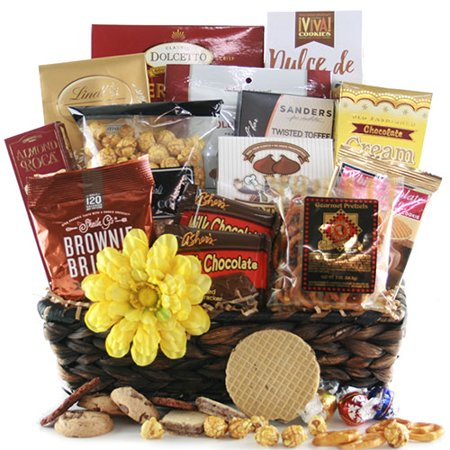 Sweet Surrender Chocolate Gift (Chocolate Gift Basket)