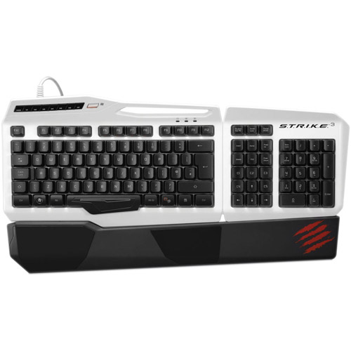 STRIKE 3 KEYBOARD BLK