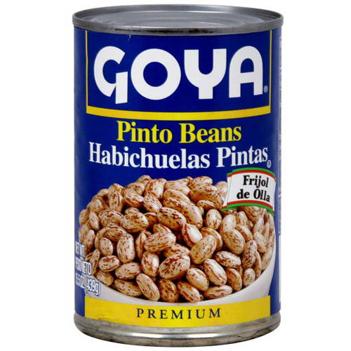 Goya Pinto Beans, 15.5 oz (Pack of 24)