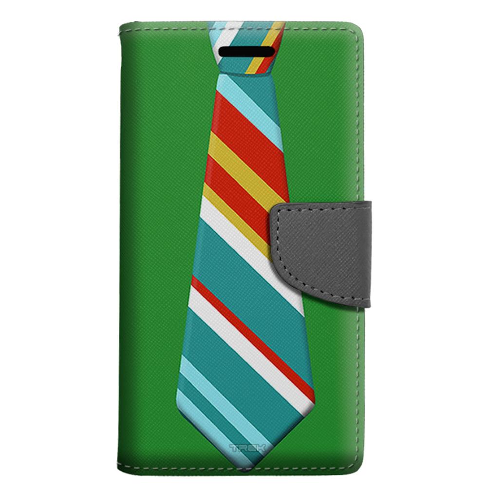 LG G5 Wallet Case - Christmas Necktie 1 Case