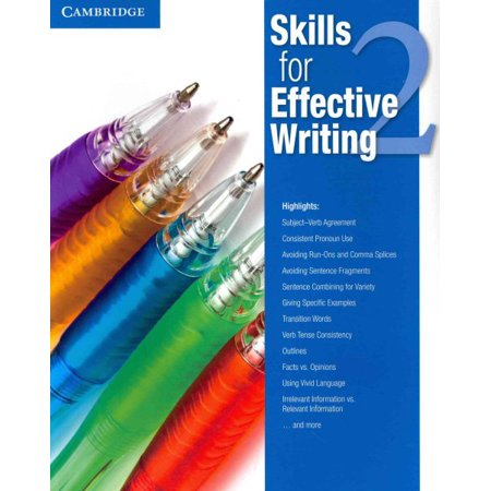 Skills for Effective Writing Level 2 Student