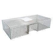 Kness Pest Defense 160-0-006 17-1/4 in. L Animal Traps, 12-1/4 in. W