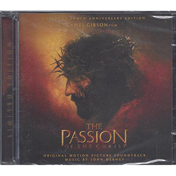 The Passion of the Christ Soundtrack (CD) (Limited Edition)