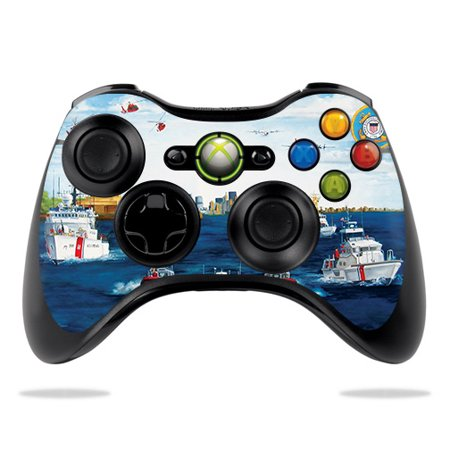 Skin For Microsoft Xbox 360 Controller - Standing Watch | MightySkins Protective, Durable, and Unique Vinyl Decal wrap cover | Easy To Apply, Remove, and Change Styles