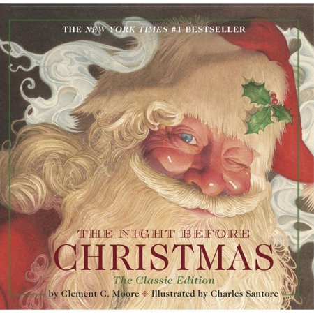 The Night Before Christmas (Classic) (Board Book) ()