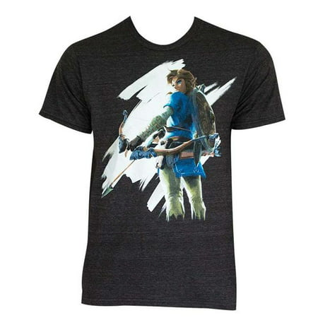 Legend Of Zelda 40991XL Breathe of the Wild Tee Shirt - Extra Large