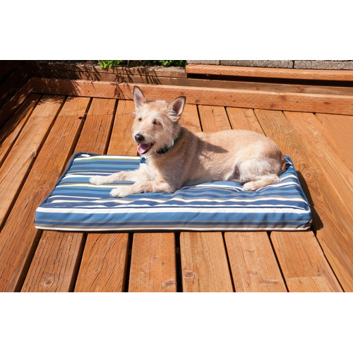 furhaven dog deluxe indoor outdoor orthopedic pet dog bed
