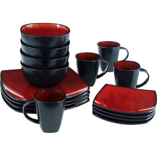 Gibson Home Soho Lounge Square 16-Piece Dinnerware Set  sc 1 st  Estoreinfo & Gibson Home Soho Lounge Square 16-Piece Dinnerware Set | EstoreInfo