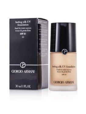 Giorgio Armani - Lasting Silk UV Foundation SPF 20 - # 5.5 Natural Beige -30ml/1oz