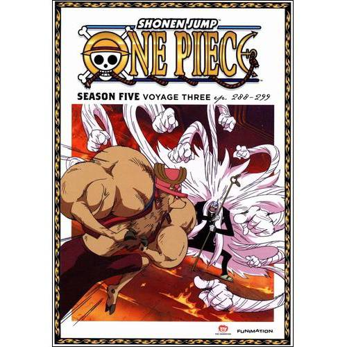 One Piece: Season Five, Voyage Three (Widescreen)