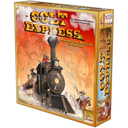 Colt Express Family Board Game