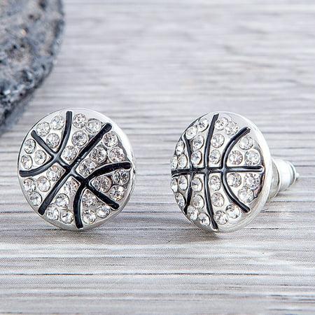 Basketball Earrings](Basketball Earrings)