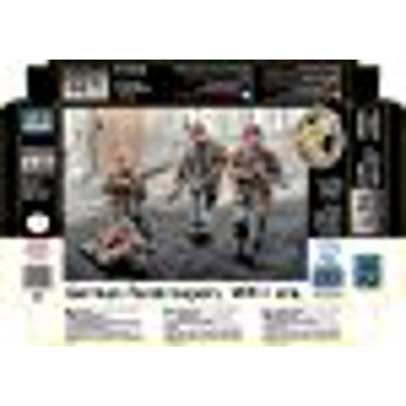 Masterbox 1:35 - Germanparatroopers WWII (1 35 Masterbox)