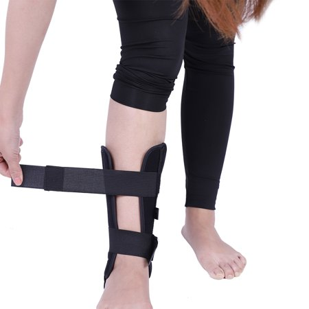 WALFRONT Breathable Foot Drop Orthosis Ankle Brace Support Protection Sprain Splint Arthritis Recovery, Foot Drop Corrector, Ankle Support