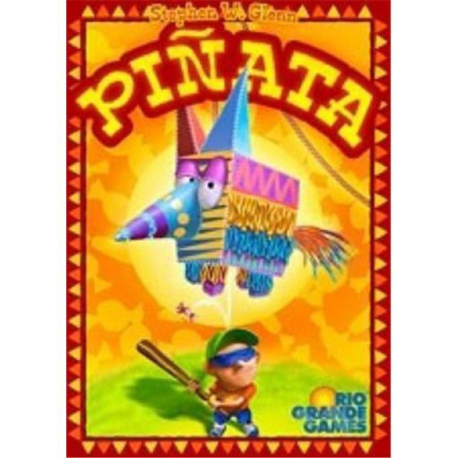Rio Grande RIO493 Pinata Fantasy Board Game - image 1 of 1
