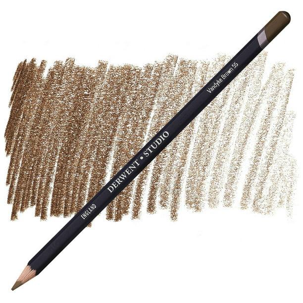 Derwent Studio Colored Pencil (Set of 6) - Walmart.com ...