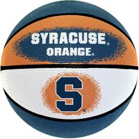 """Game Master NCAA 7"""" Mini Basketball, Syracuse University Orange"""