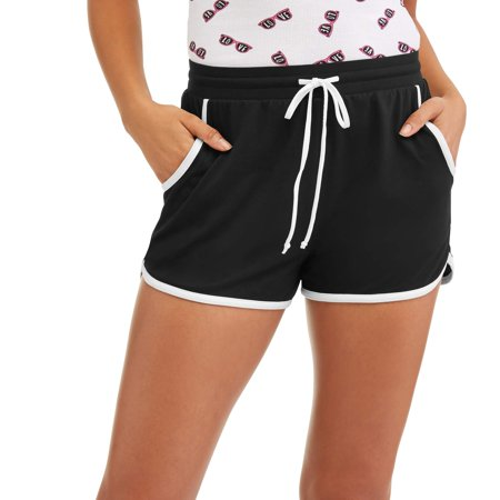 Juniors' Soft Brushed Jersey Shorts (Up to 2XL!)
