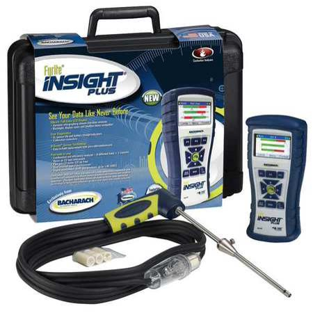 BACHARACH 0024-8517 Combustion Analyzer - Portable Combustion Analyzer