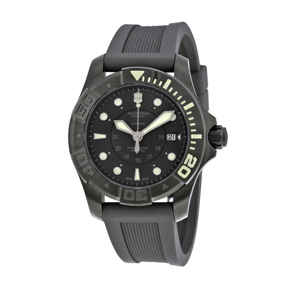 Swiss Army Men's Watch Dive Master 500 Mechanical Watch 241561 & 241562 by Victorinox
