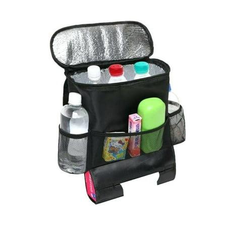 Insulated Car Headrest Travel Cooler Bag ()