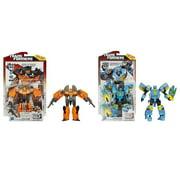 Maven Gifts: Transformers Generations Deluxe Class Jhiaxus Figure with Deluxe Class Nightbeat Figure