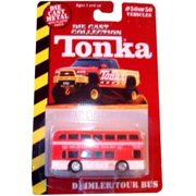Tonka DAIMLER TOUR BUS #50 of 50 Die Cast Collection Car