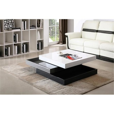furniture 17772 modern coffee table cw01 white high gloss
